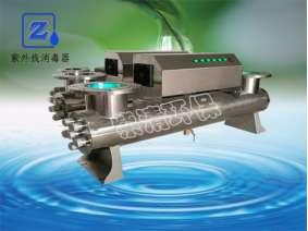 水处理工程紫外线消毒器
