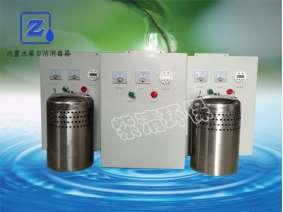 ZQ-30水体净化水箱自洁消毒器