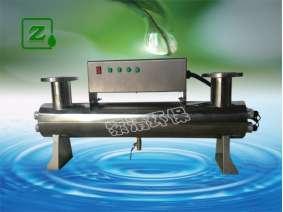中流量养殖紫外线消毒器