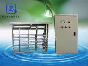 专业定制框架(明渠)紫外线消毒器