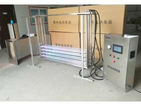 明渠紫外线消毒设备 巴歇尔槽定制
