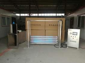 明渠(框架)式紫外线消毒器模块