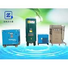 水处理行业臭氧消毒解决方案